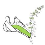 logo gratteron et chaussons