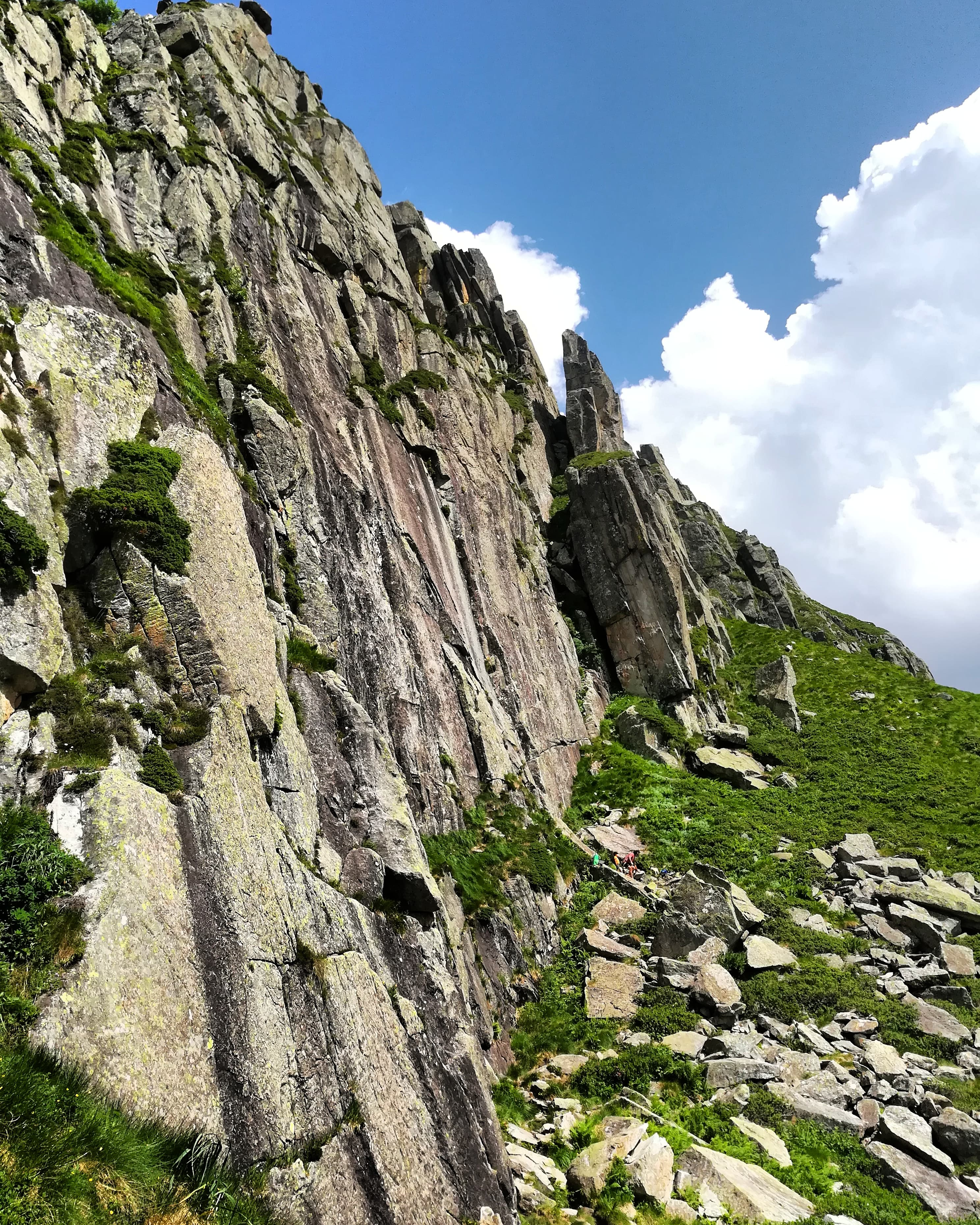 GC - escalade en ariege - turguilla - couserans - Juillet 2018 (1)