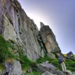 La falaise de Turguilla – (Ariège-Couserans)