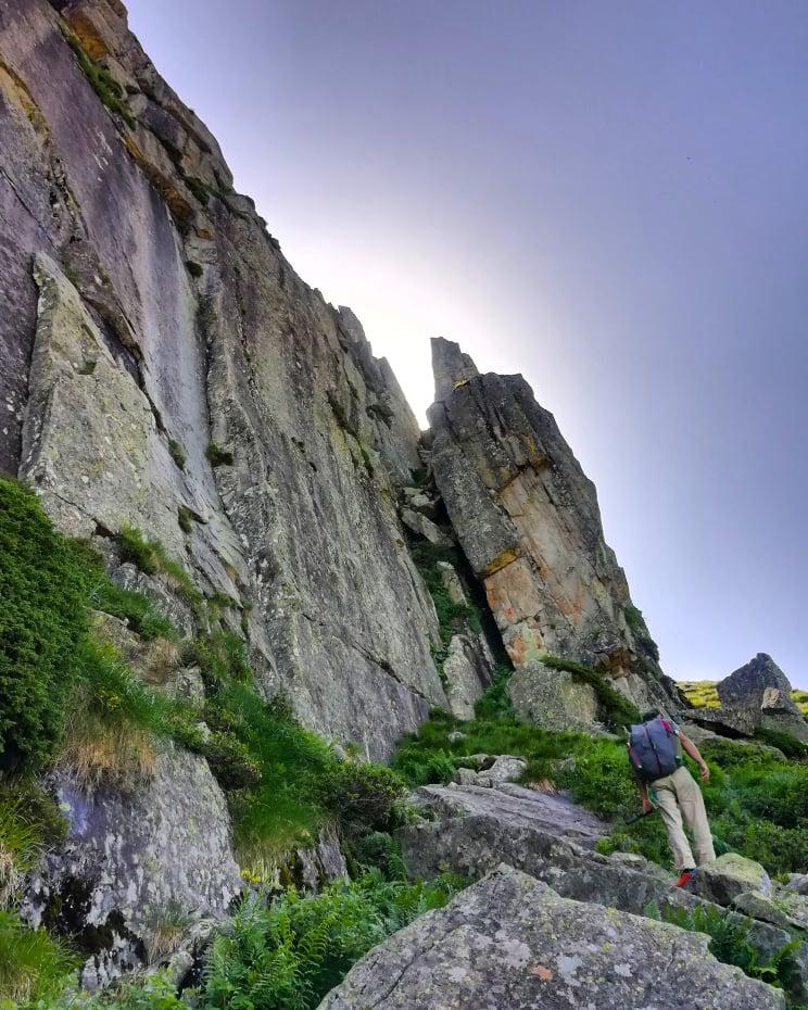GC - escalade en ariege - turguilla - couserans - Juillet 2018 (2)