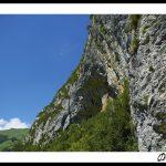 La falaise de Génat (Ariège – Niaux)