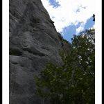 La falaise de Péreille (Ariège – Plantaurel – Pays d'Olmes)