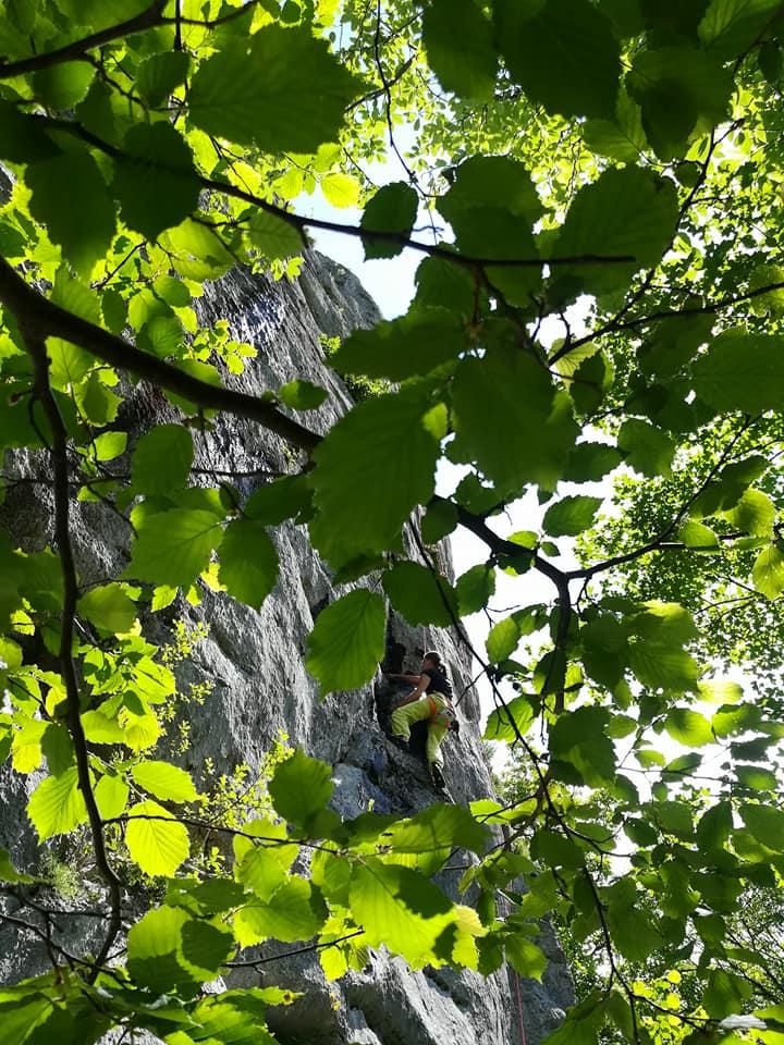 GC- falaise de Péreille Ariège - mai 2018 (3)