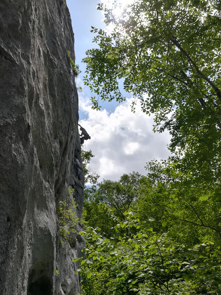 GC- falaise de Péreille Ariège - mai 2018 (5)
