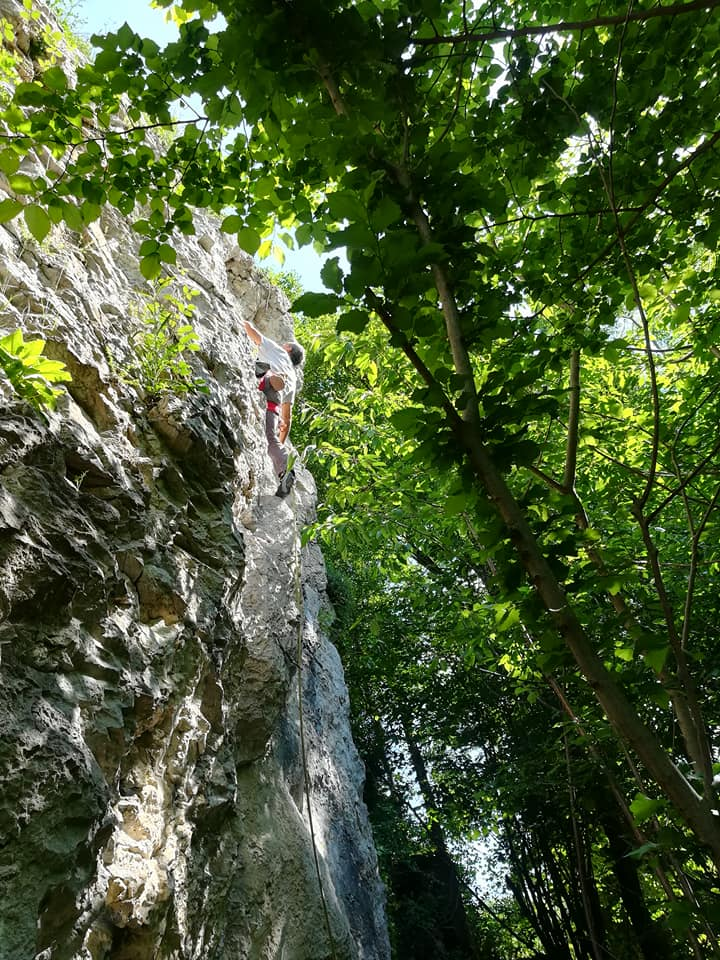 GC- falaise de Péreille Ariège - mai 2018 (6)