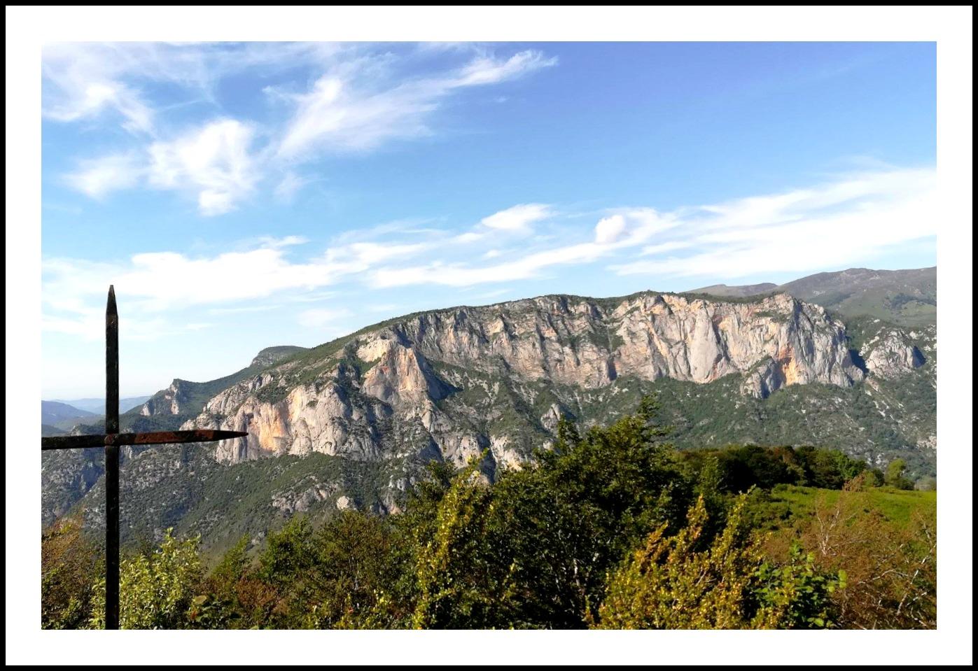 GC - Quié de sinsat - larcat - chapelle saint bérthélémy Ariège