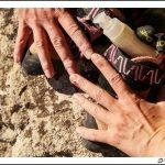 Recette de crème pour les mains des grimpeurs cueilleurs