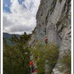 Escalade en Ariège – Les Falaises d'hiver