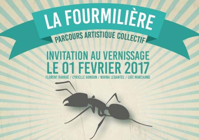 Exposition La fourmilière - Street Art - Foix