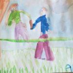 Petit bonheur #7 – Dessins d'enfants