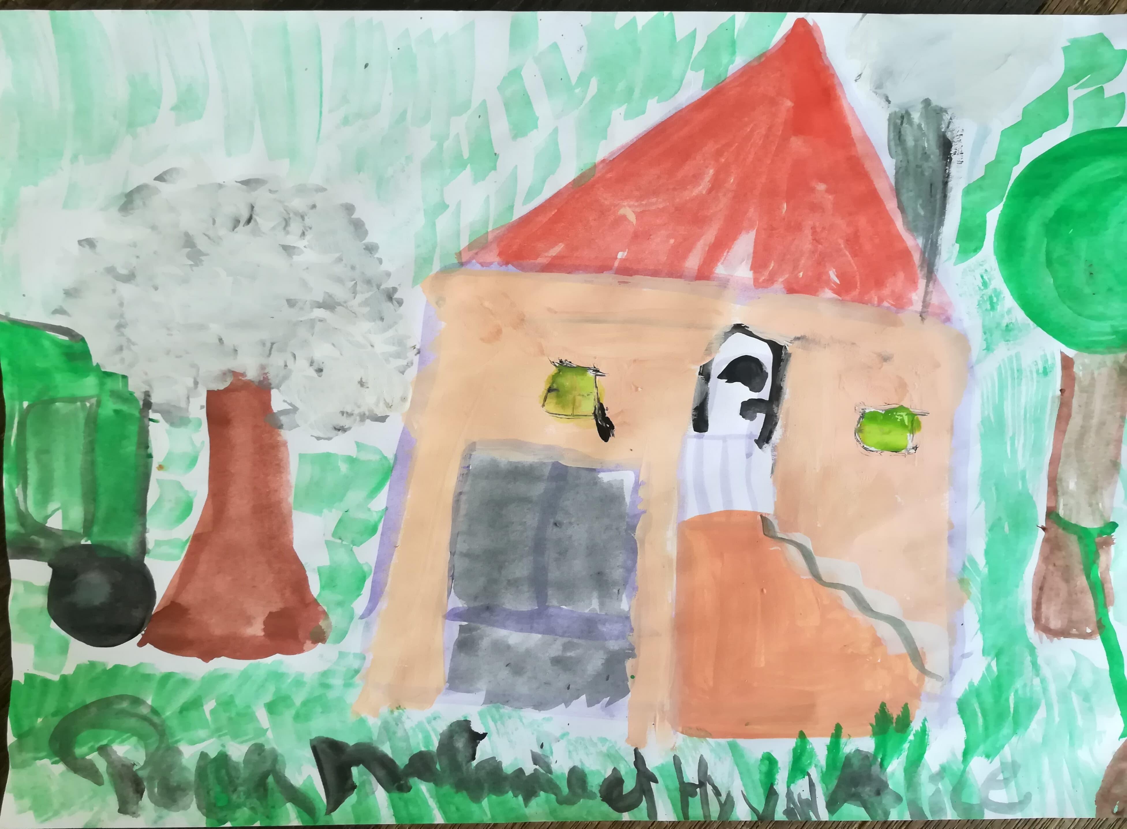 GC - petit bonheur - dessins d'enfants alice