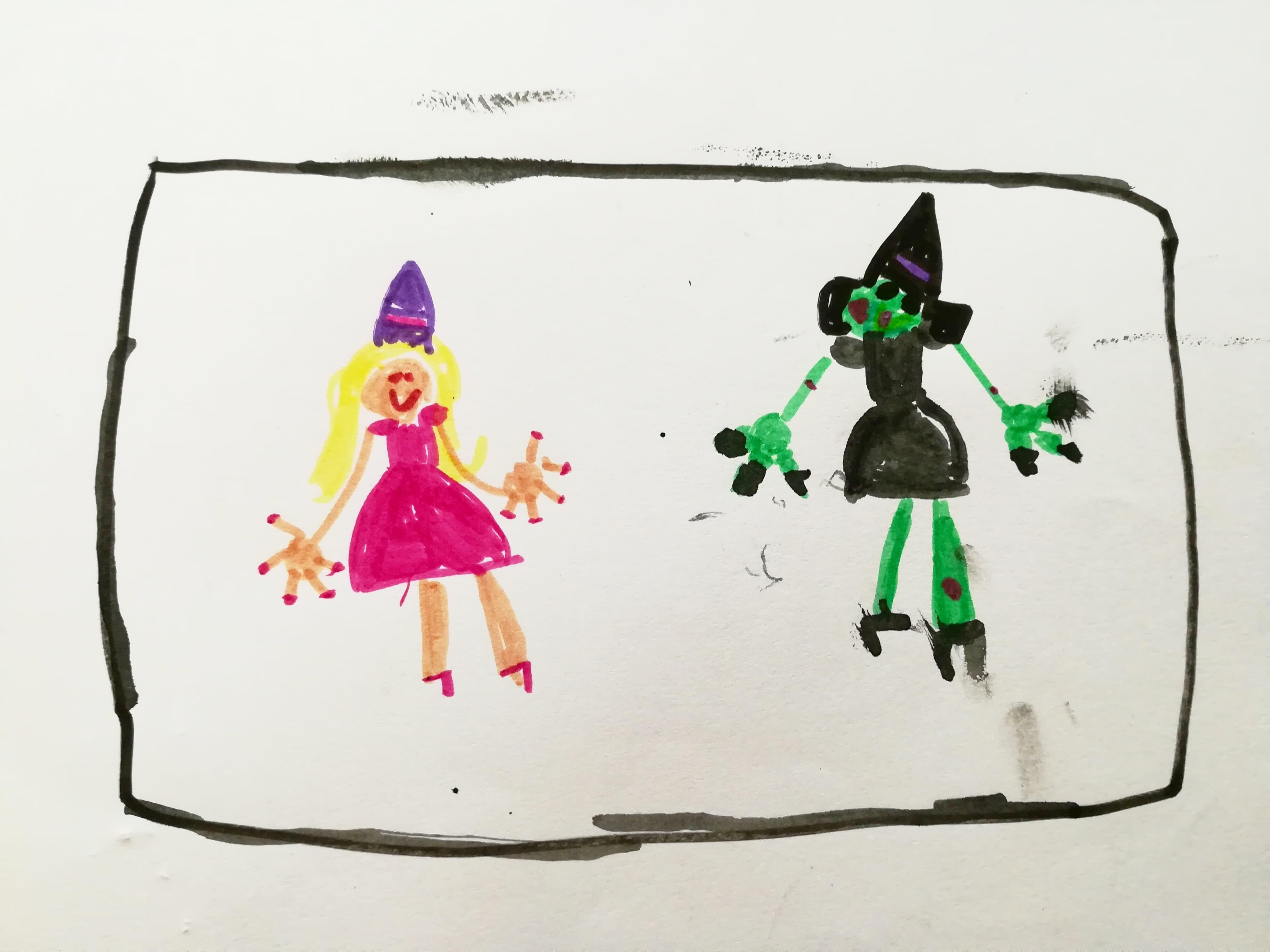 GC - petit bonheur - dessins d'enfants emmy