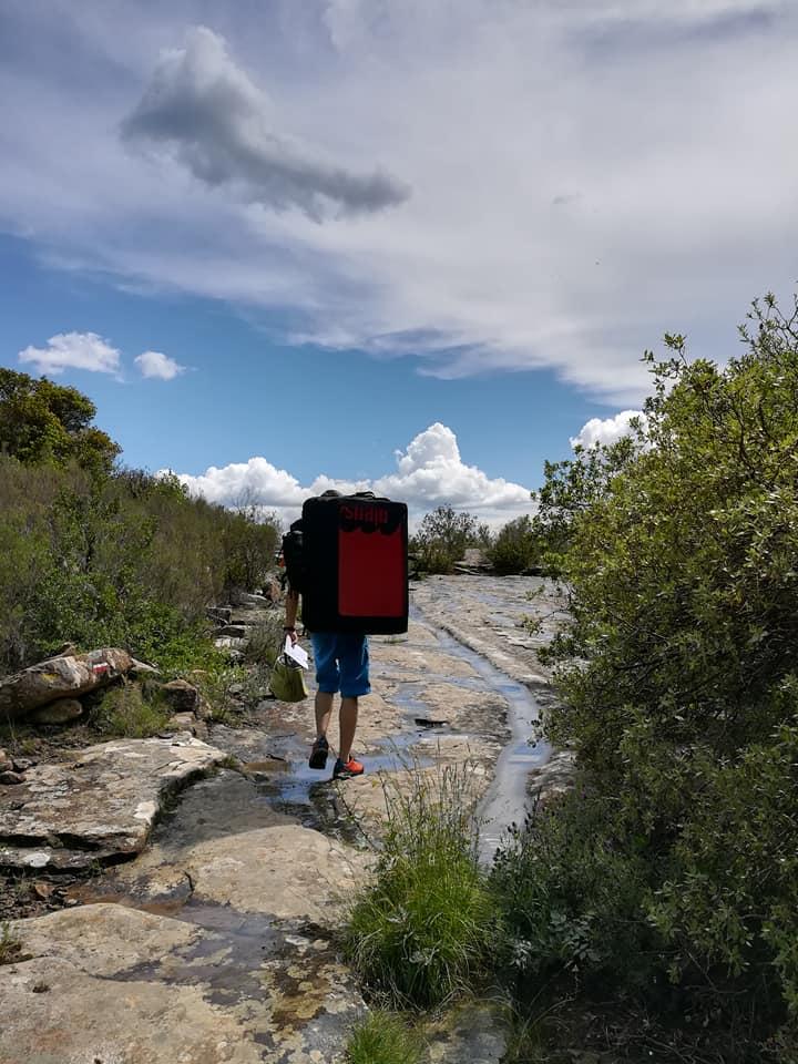 GC - blocs de lodeve - juin 2018