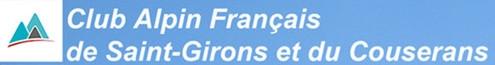 CAF saint girons cousarans logo