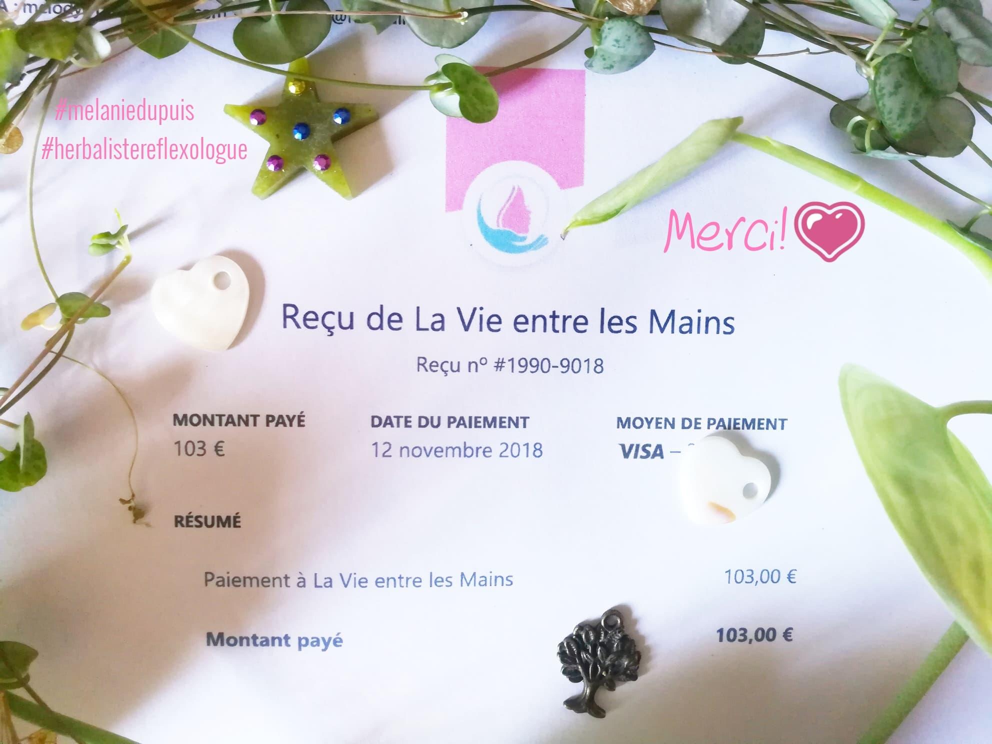 GC - reflexologie melanie dupuis - ariege - don octobre rose 2018