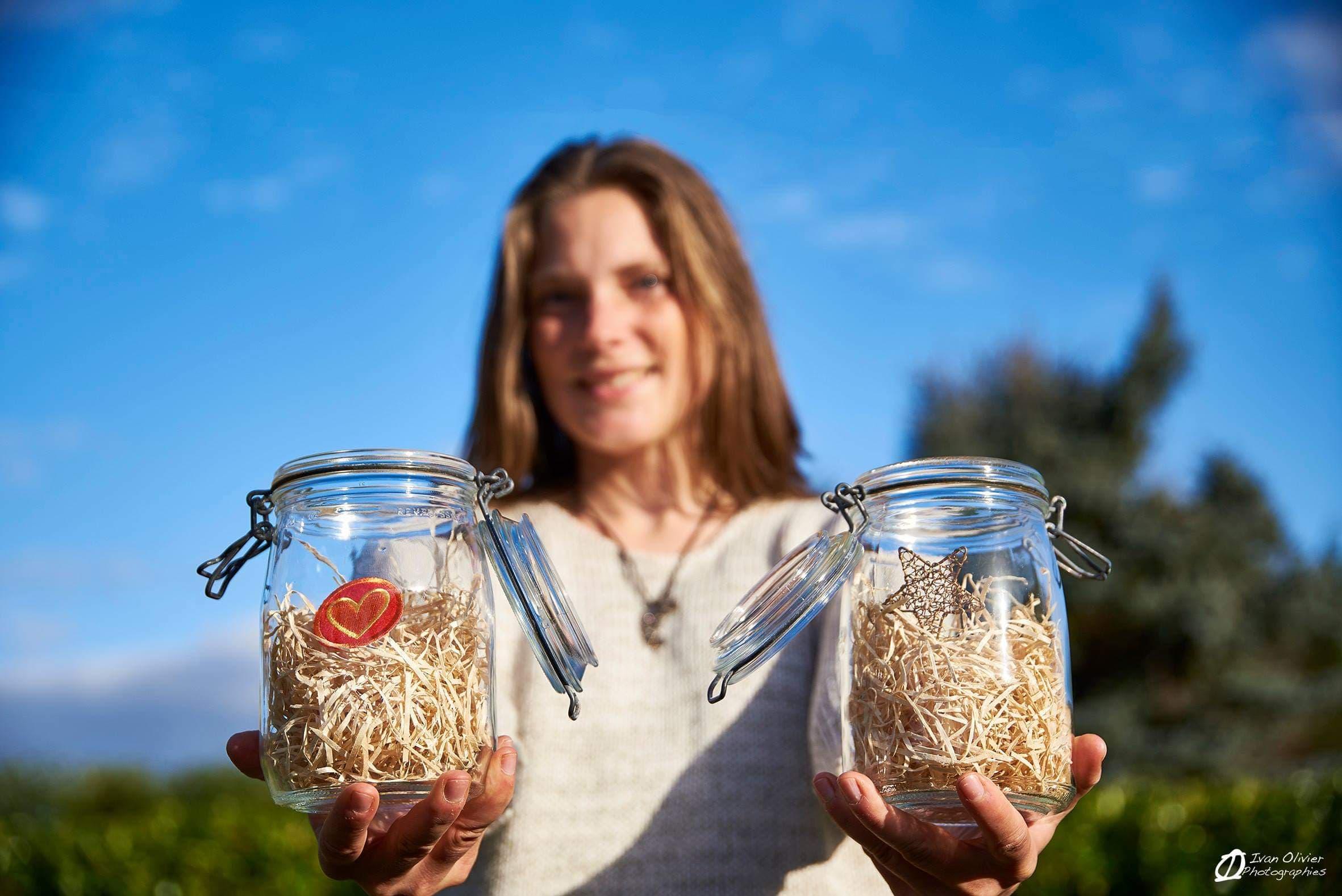GC - mélanie dupuis - voeux 2019 - herbaliste reflexologue - photo ivan olivier photographies