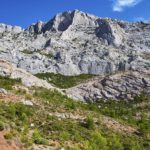 Escalade & falaises de la Sainte-Victoire – Aix en Provence –