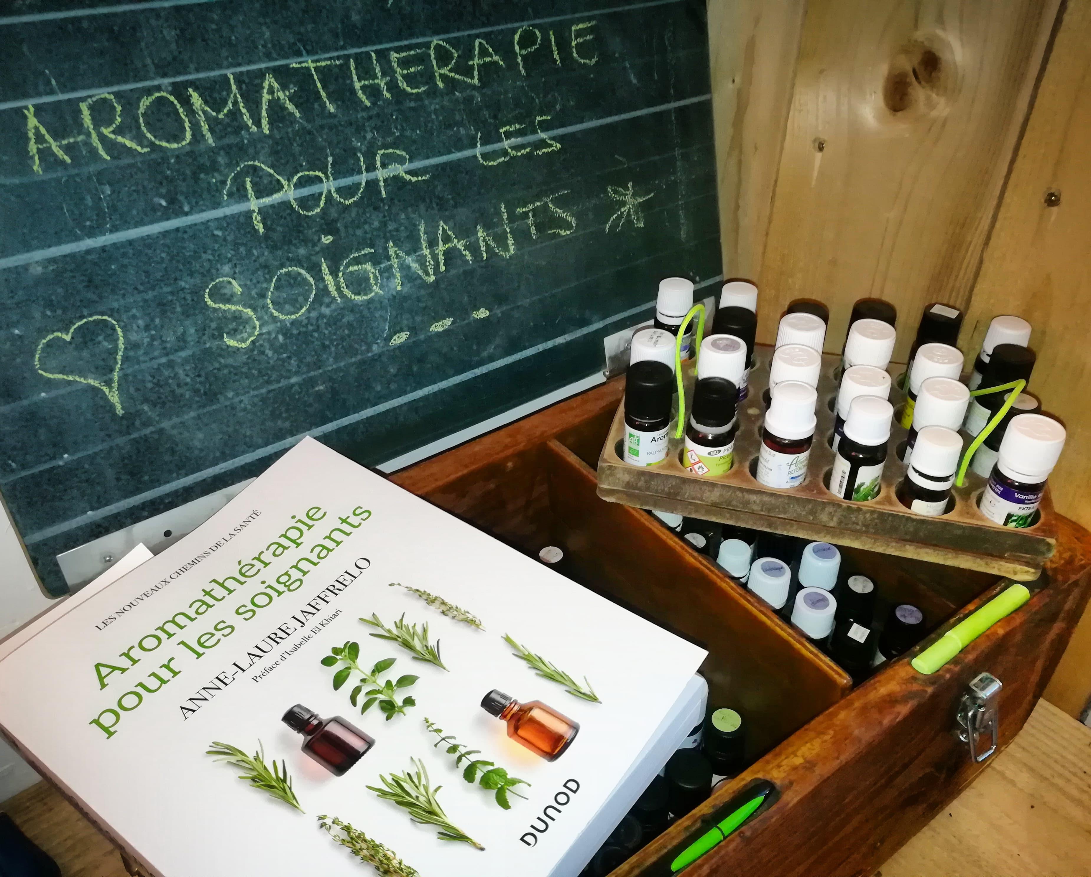 GC - aromatherapie pour les soigants - editions dunod (11)