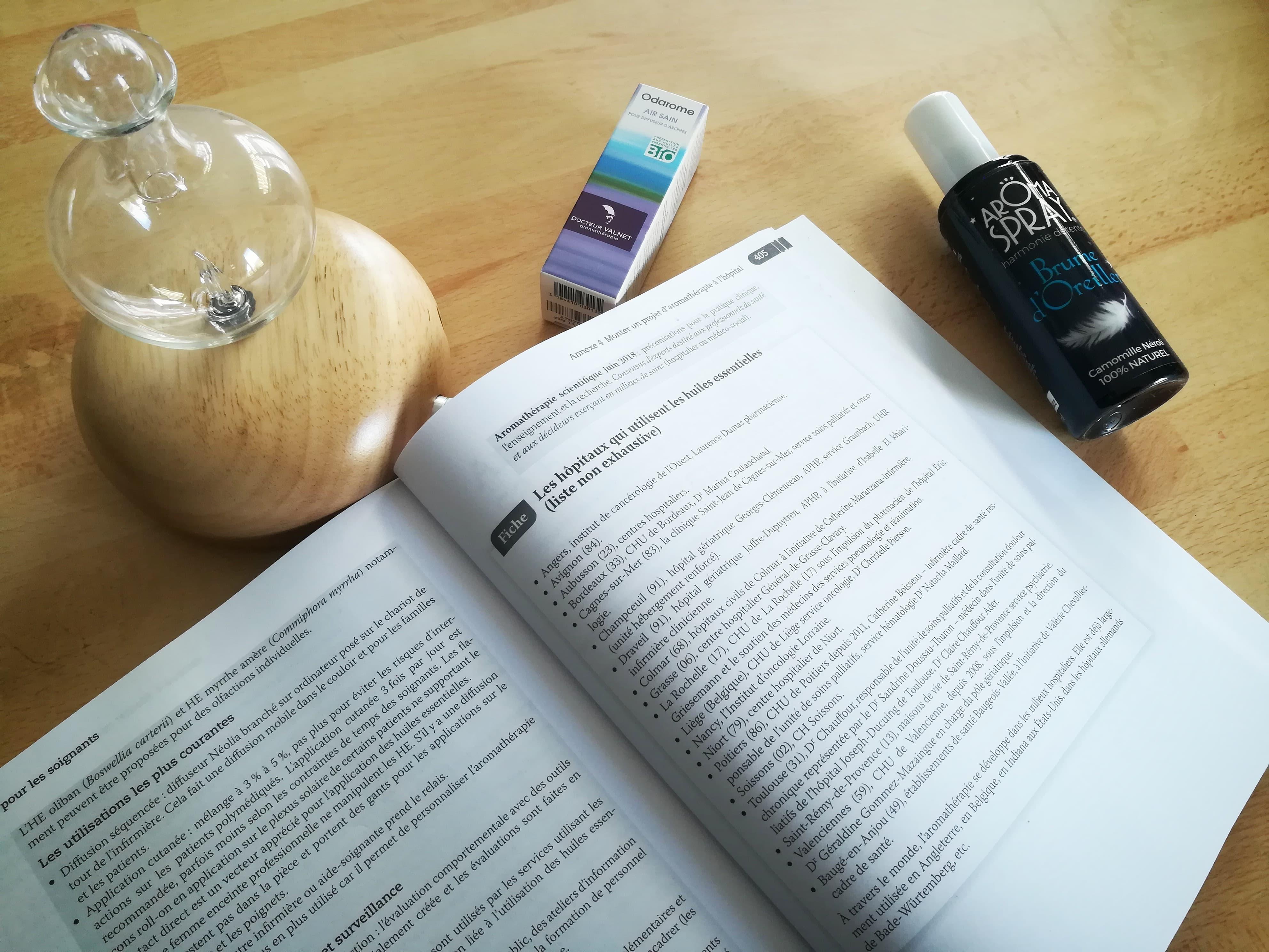 GC - aromatherapie pour les soigants - editions dunod (7)