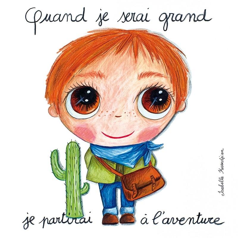 Chacun le sien! By isabelle kessedjian