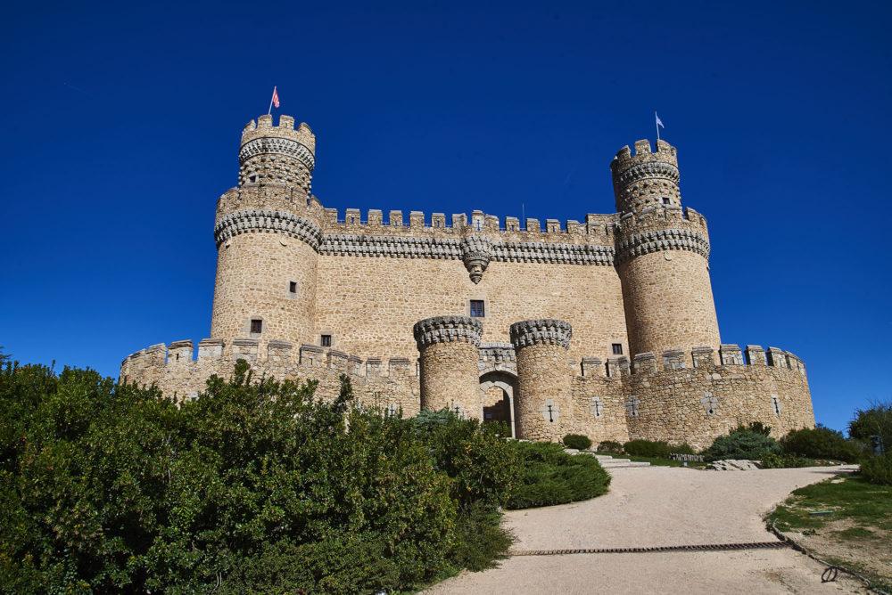 Le château des Pedroza