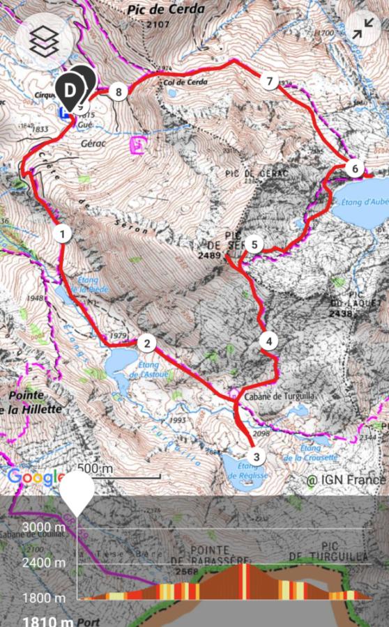 GC - randonnée pic de séron - etang de reglisse - etang d'aubé - ariege couserans (1)