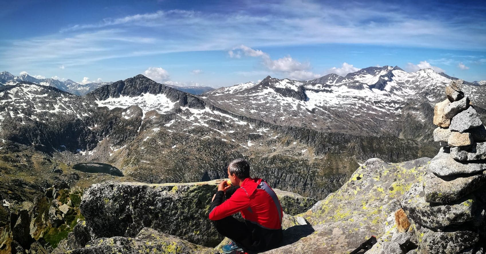 GC - randonnée pic de séron - etang de reglisse - etang d'aubé - ariege couserans (9)