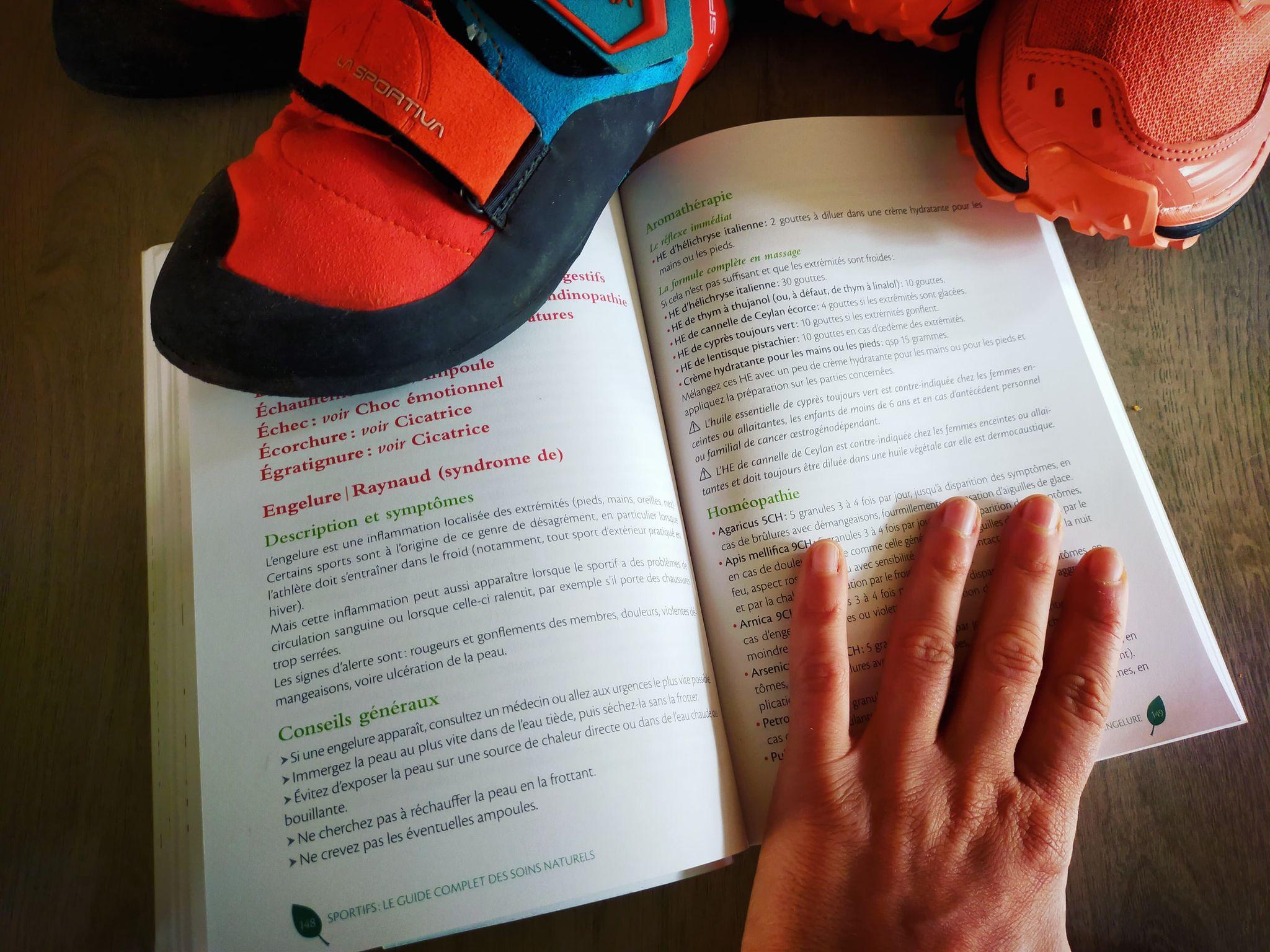 GC - chronique livre - sportifs le guide complet des soins naturels 4