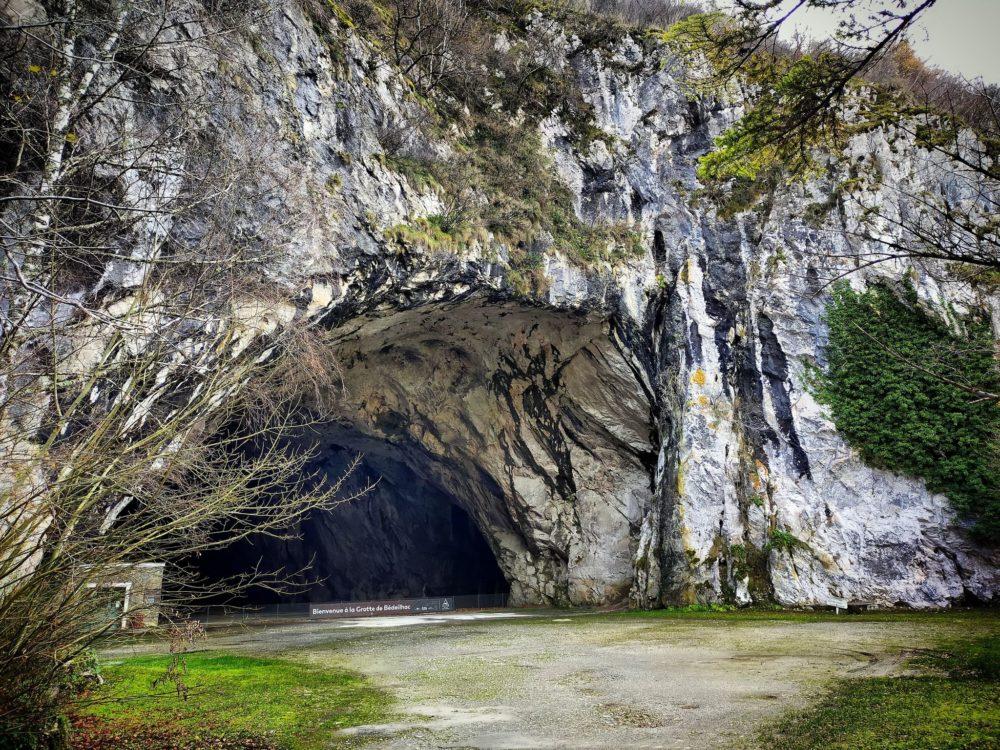 17/12/20: la grotte de Bédeilhac se visite! Connaissez vous sa légende avec l'avion?
