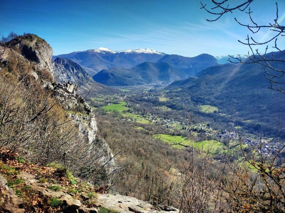 14/02/21 - Vue depuis la Roche Ronde