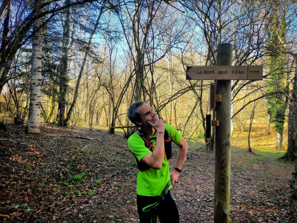 14/02/21 - Col du Planet de Canarilles... On a loupé la bifurcation pour grimper au sommet du mont...