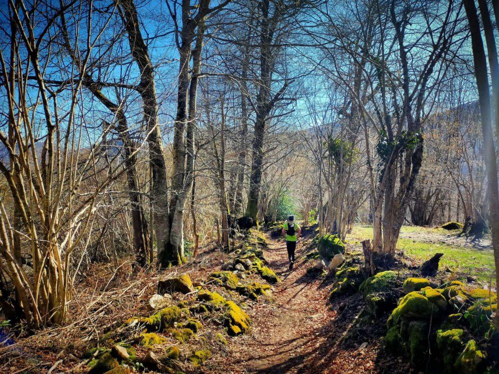 14/02/21 - Carlon, descente vers la Freyte