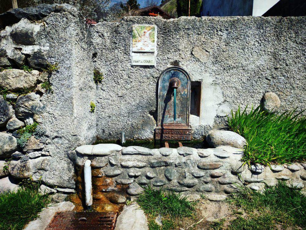 29/03/21 - Guettez les fontaines à Verdun et Albiès!