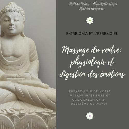 GC - Massage du ventre - melanie dupuis - reflexologie haute ariege - pyrénées