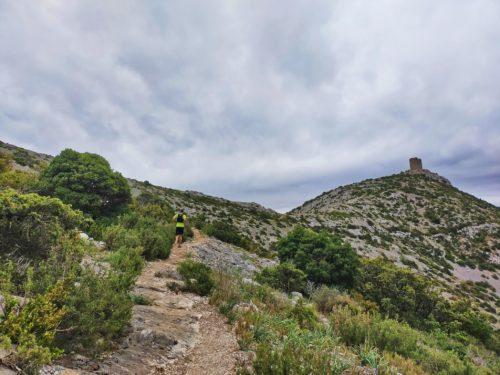 On se rapporche de la Torre del Far! Mai 2021