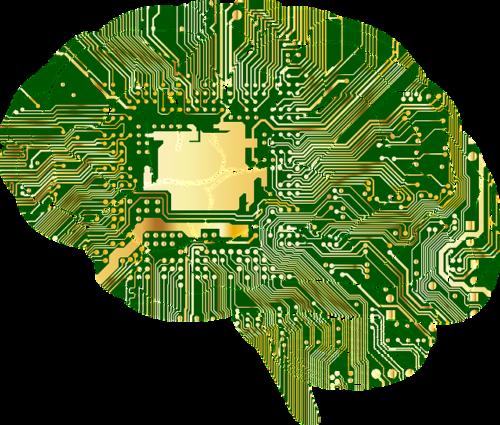GC - cerveau processeur connections